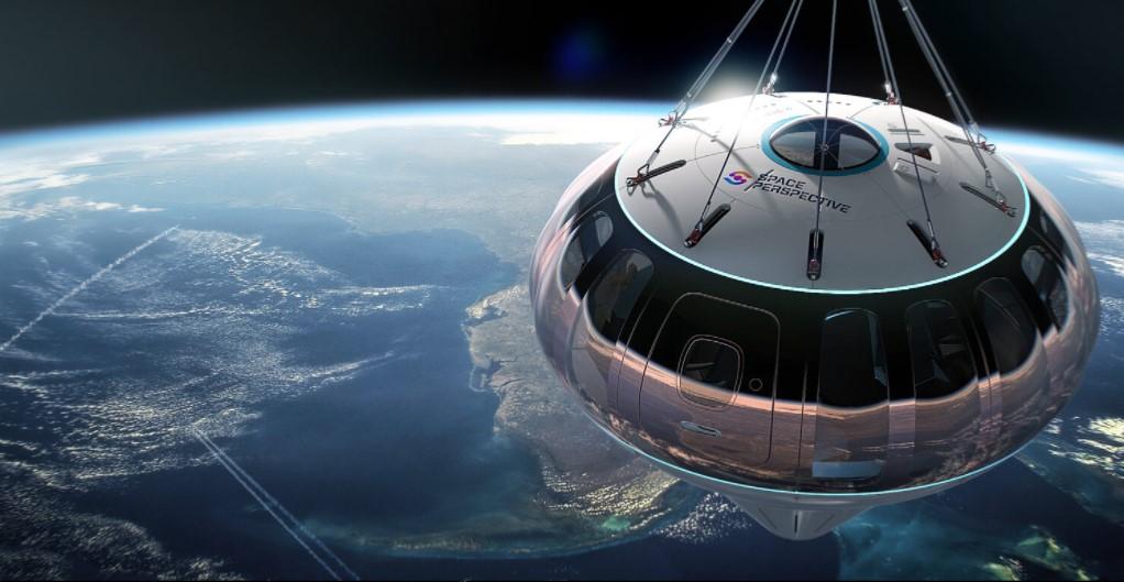 Space Perspective начала продажу билетов на полет в стратосферу