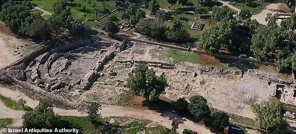 В Израиле восстанавливают древнеримскую базилику, возведенную при Ироде Великом.Вокруг Света. Украина