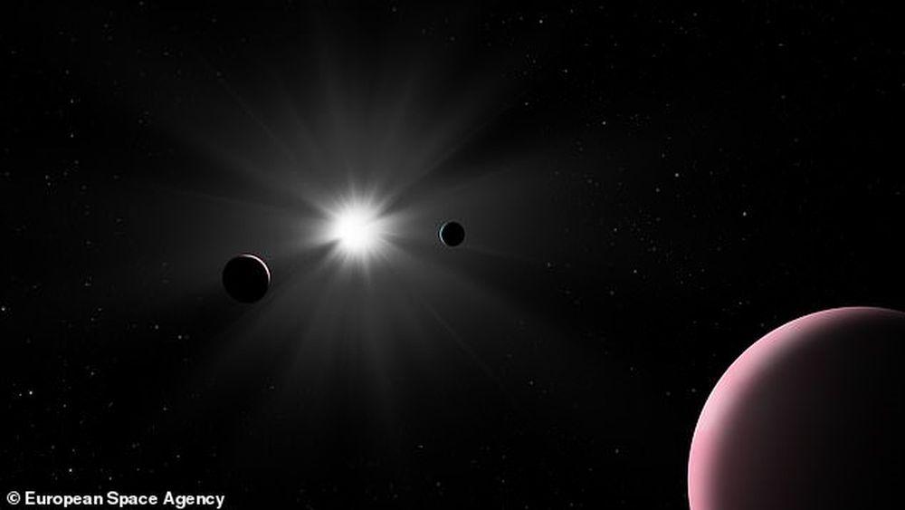 Обнаружена уникальная экзопланета, на 25% состоящая из