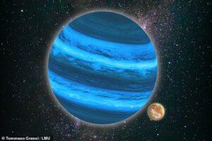 У блуждающих экзопланет могут быть спутники, пригодные для жизни