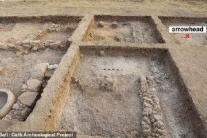 Древний наконечник стрелы, найденный в Израиле, рассказал о битве между филистимлянами и арамеями