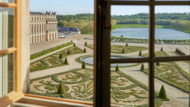 В Версале открылся фешенебельный отель - первый в своем роде