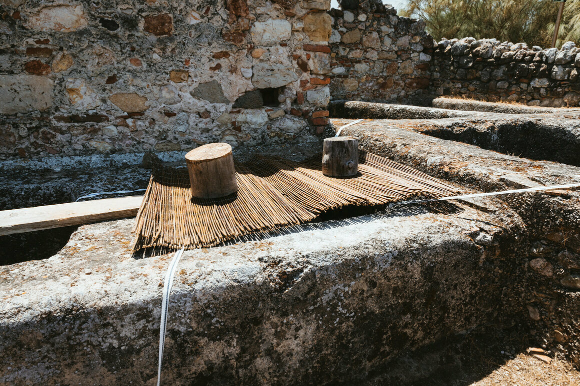 На античном заводе в Португалии воссоздали рыбный соус древних римлян