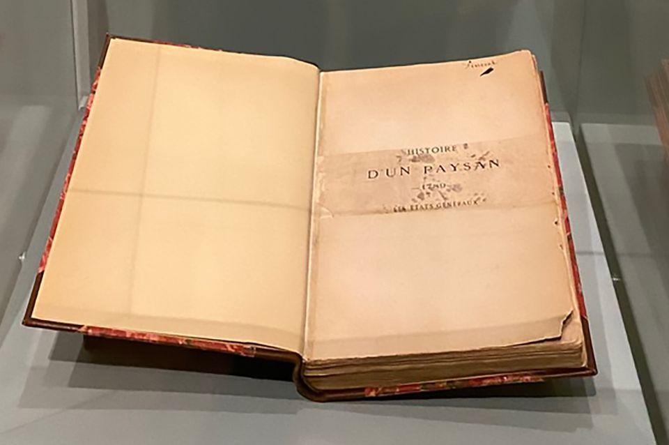В романе о крестьянах нашли необычный эскиз Ван Гога