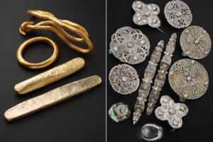 Драгоценный клад эпохи викингов: история преступлений, страстей и странствий