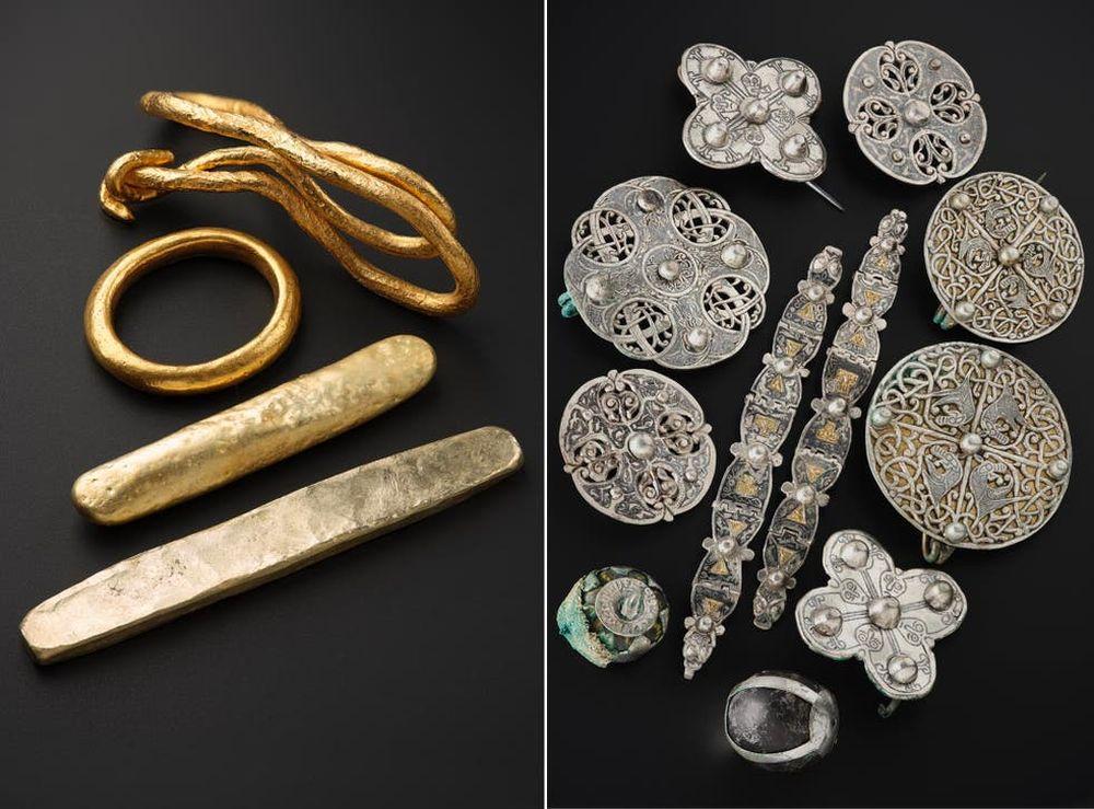 Драгоценный клад эпохи викингов: история преступлений, страстей и странствий.Вокруг Света. Украина