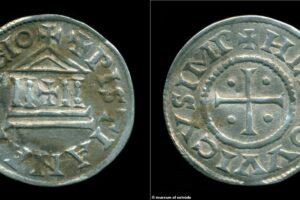 Найденный в Польше клад - часть выкупа за снятие осады Парижа 1200 лет назад