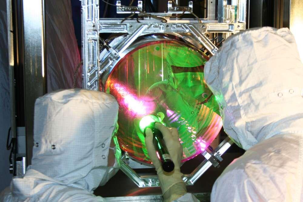 Физики впервые смогли охладить крупный объект почти до абсолютного нуля