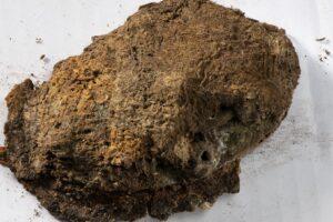 Археологи нашли тысячелетнюю ткань викингов