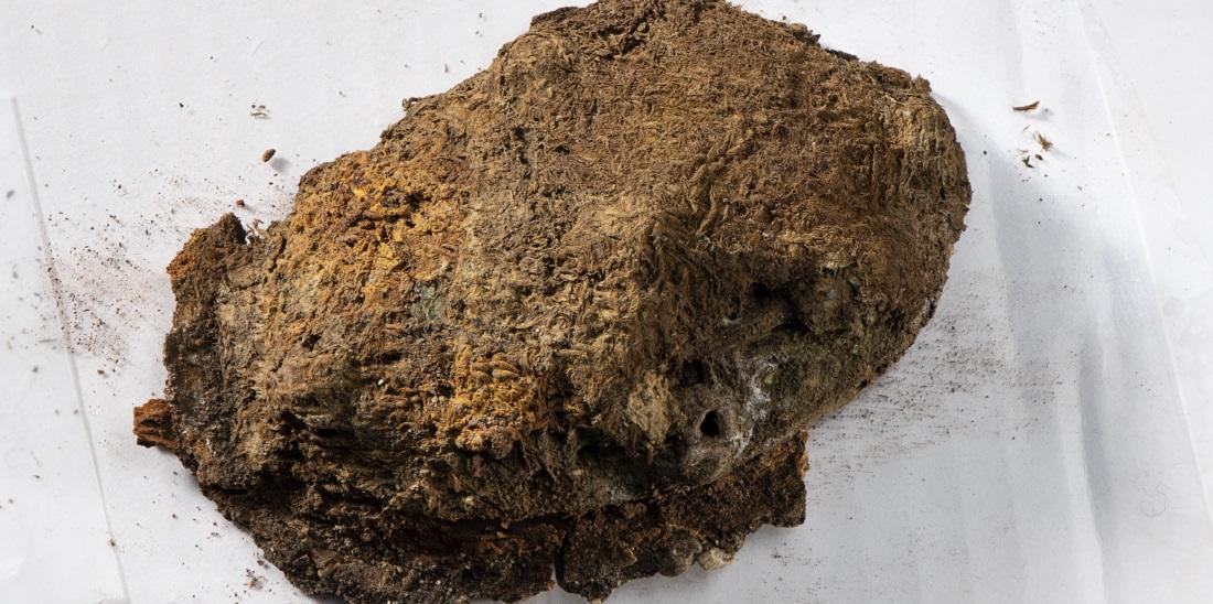 Археологи нашли тысячелетнюю ткань викингов.Вокруг Света. Украина