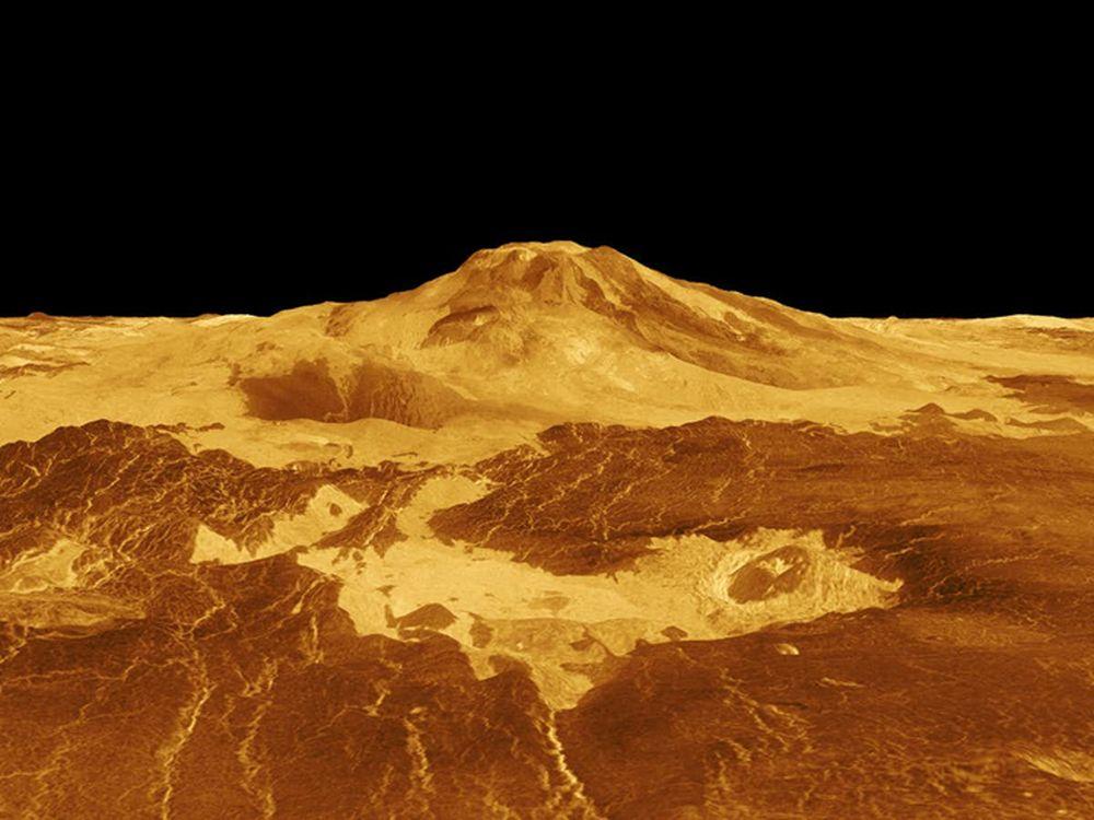 Как NASA будет искать жизнь на Венере, и какие признаки жизни там могут быть?.Вокруг Света. Украина