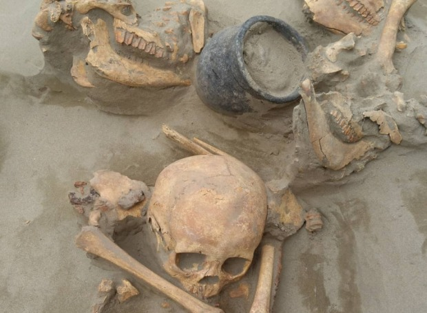 В Тыве под водохранилищем нашли 200 ценных курганов.Вокруг Света. Украина