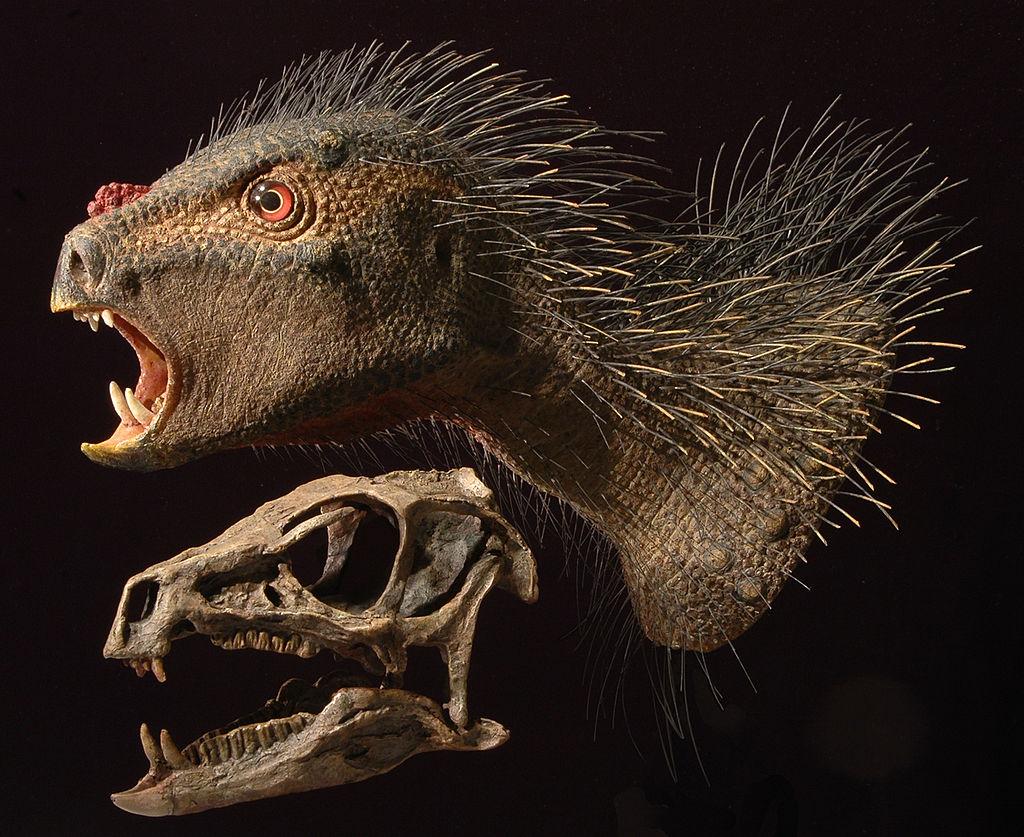 Палеонтологи обнаружили динозавра с необычным дыханием.Вокруг Света. Украина