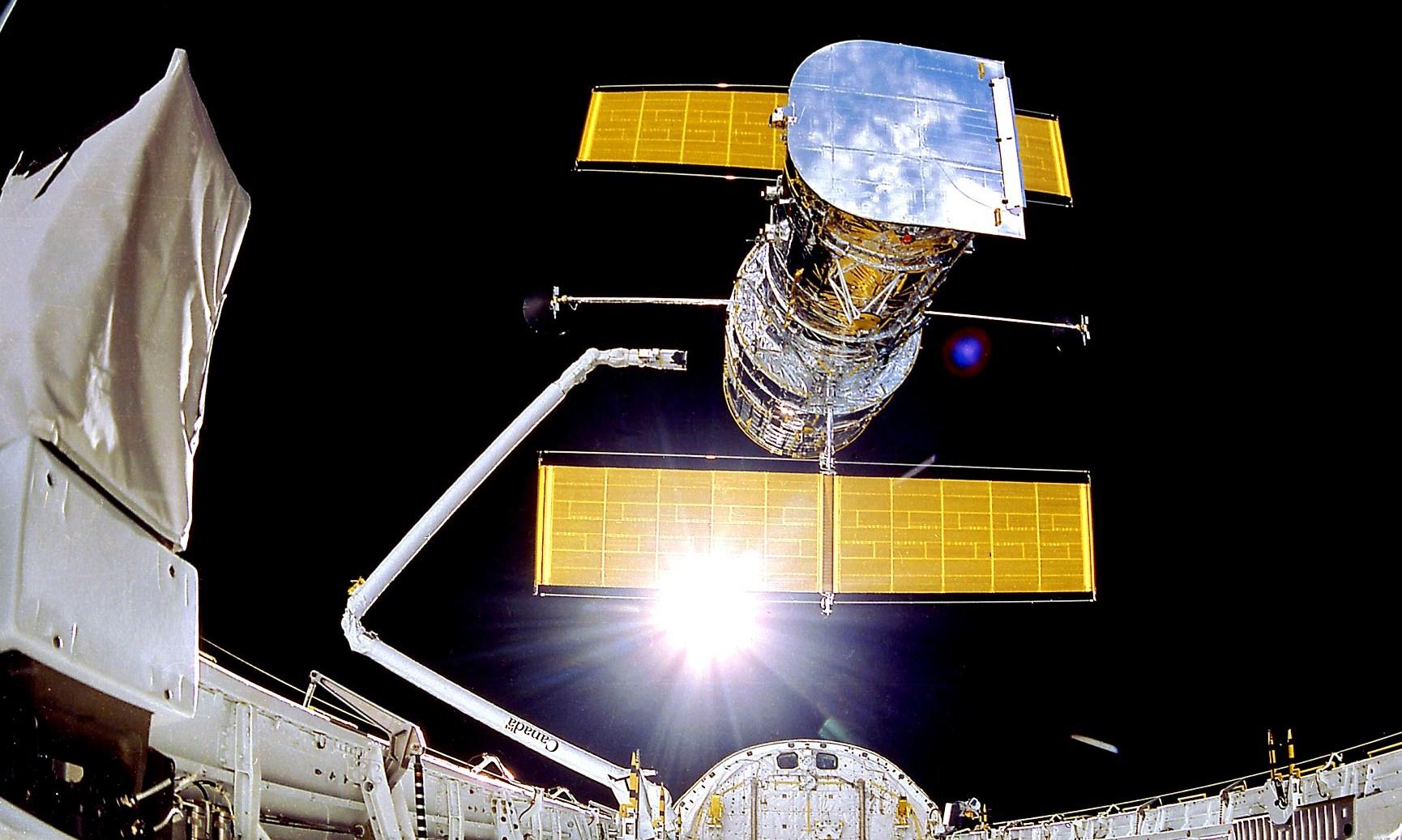 NASA проведет операцию по возвращению «Хаббла» в строй