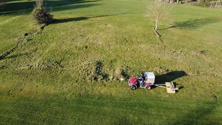 В Англии под полем для гольфа нашли сады эпохи Тюдоров.Вокруг Света. Украина