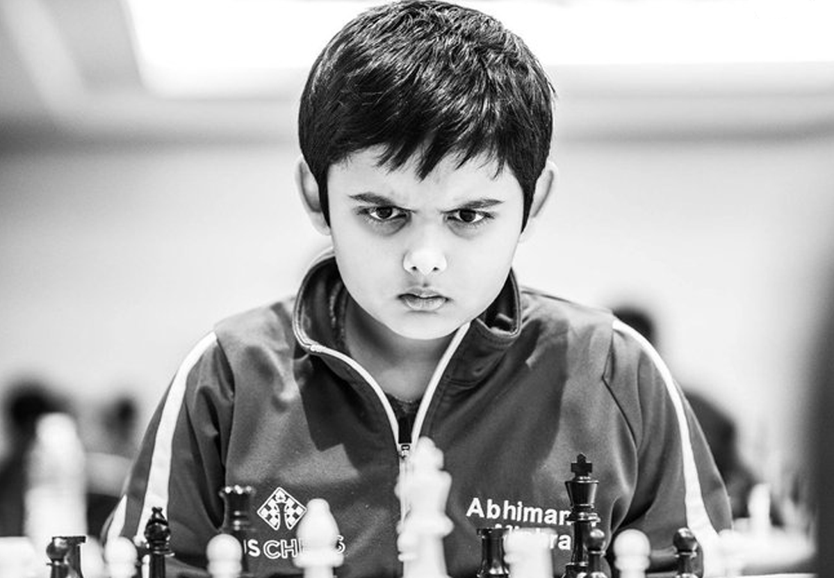 12-летний американец стал самым юным гроссмейстером в истории.Вокруг Света. Украина