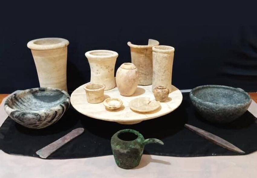 В Египте найдены руины огромной гончарной мастерской: ей 2300 лет.Вокруг Света. Украина