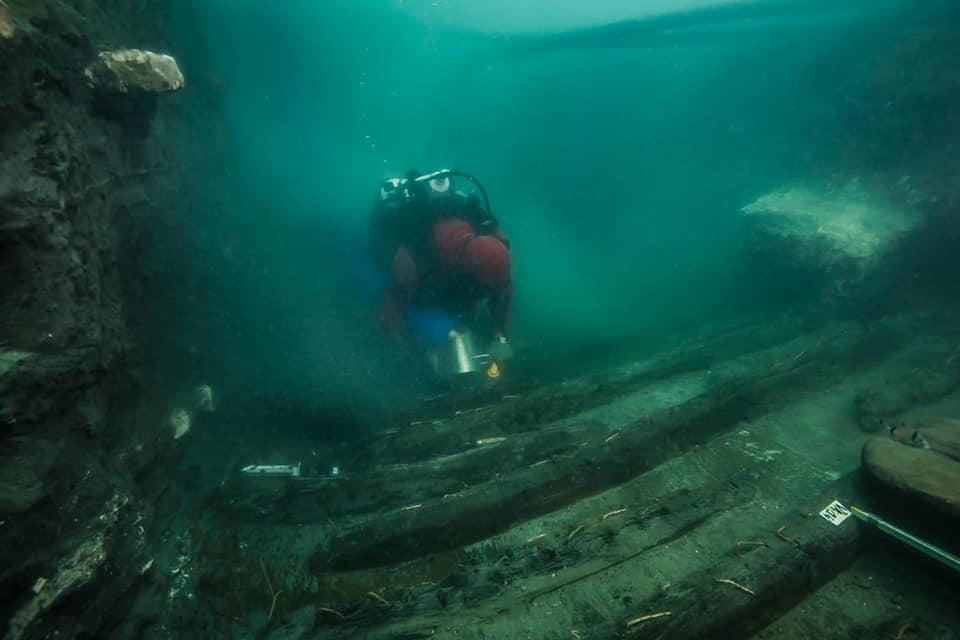 В затонувшем городе Египта нашли военный корабль и греческое захоронение.Вокруг Света. Украина