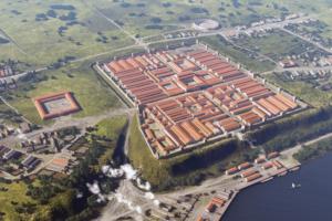 В Нидерландах близ военного лагеря римлян раскопали древний канал