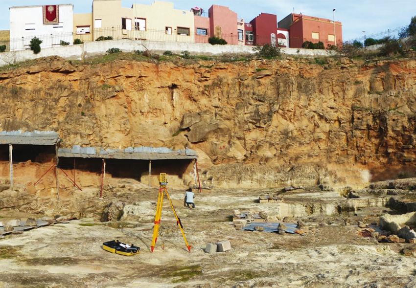 Антропологи открыли древнейшее производство каменных топоров в Северной Африке