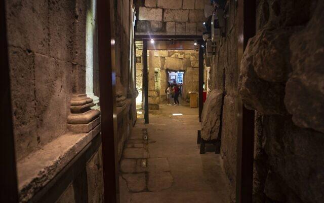 У Стены Плача для туристов откроют роскошное здание возрастом 2000 лет.Вокруг Света. Украина