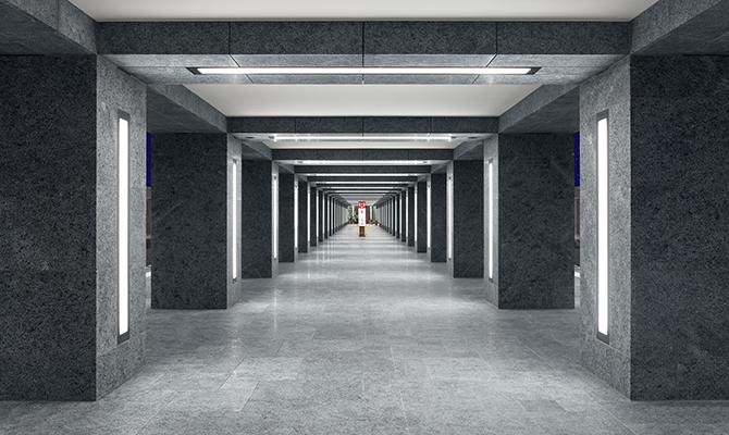 В Берлине открывают музейную станцию метро