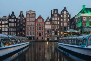 Украинцы могут путешествовать в Нидерланды на