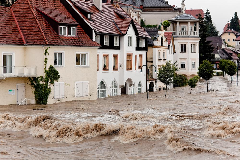 Внезапные наводнения будут происходить на Земле все чаще: эксперты.Вокруг Света. Украина
