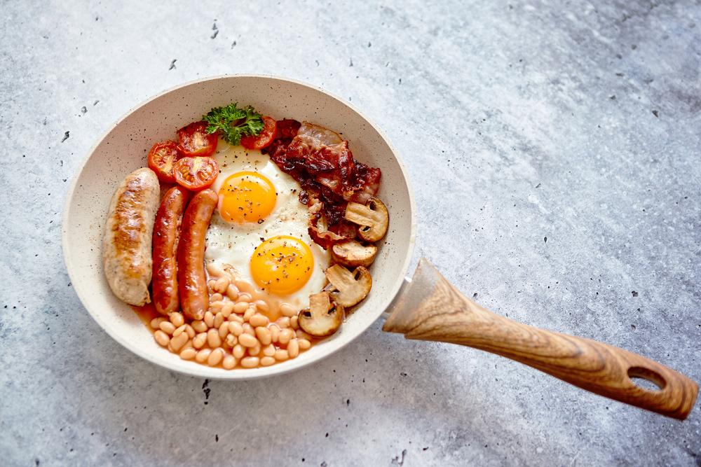 Белковый завтрак увеличивает мышечную массу