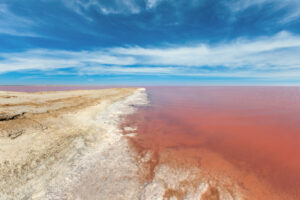Соленые озера Украины: фото, описание и где находятся