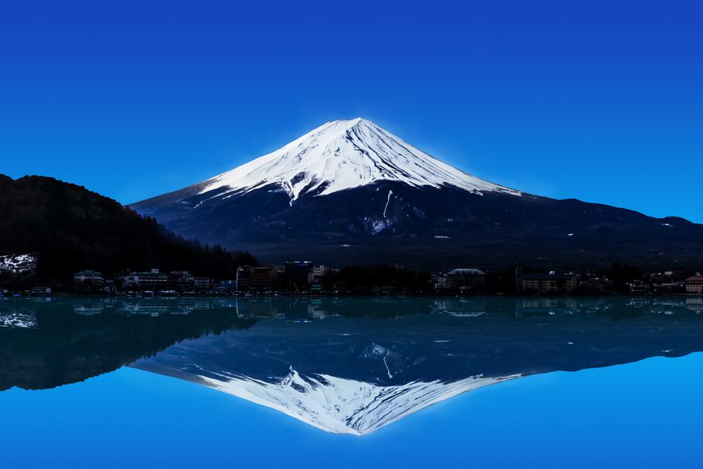 Фудзияма: молодой вулкан и место силы