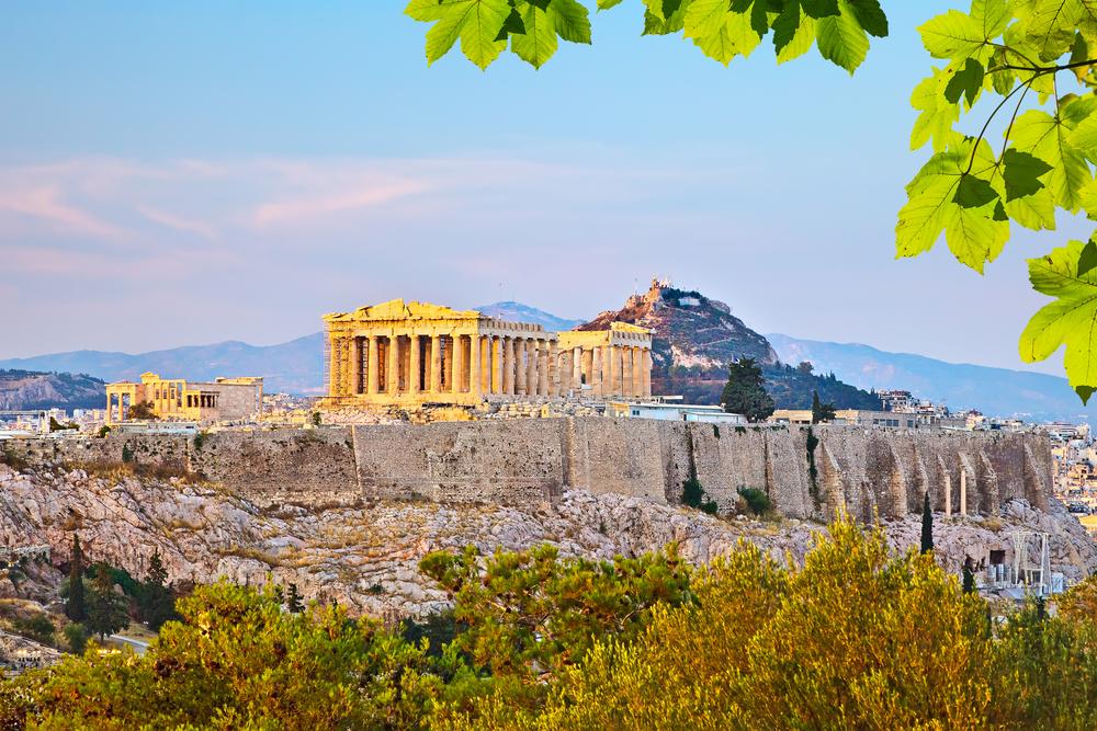 Июль в Греции: SkyUp анонсирует акцию на билеты в оба конца.Вокруг Света. Украина