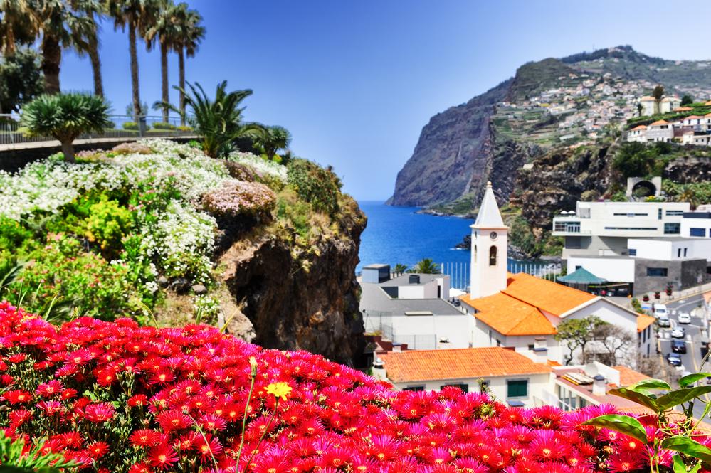 Мадейра: самая западная Европа