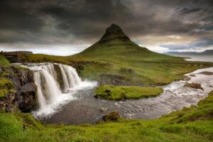 Исландия когда-то была частью затонувшего континента