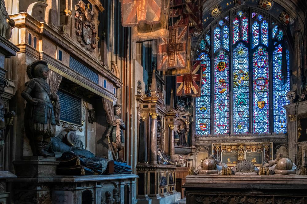Витражи Кентерберийского собора оказались одними из старейших в мире.Вокруг Света. Украина