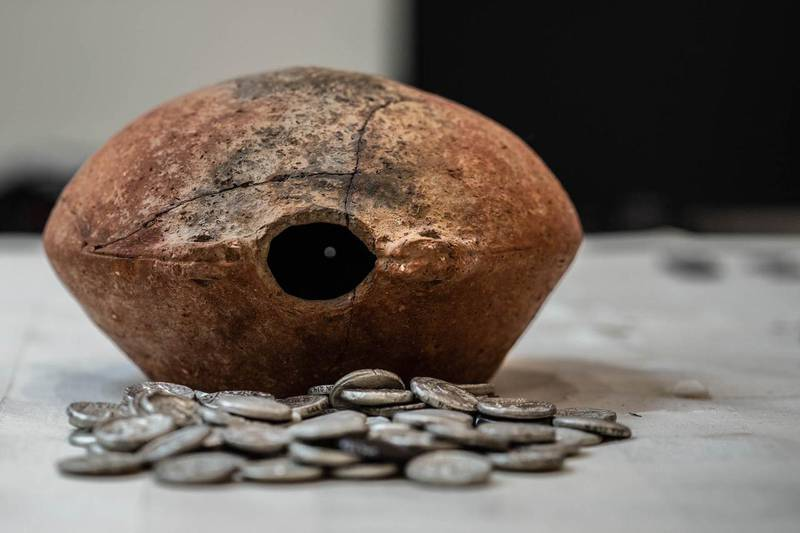 В ОАЭ нашли ценный клад возрастом 2300 лет.Вокруг Света. Украина