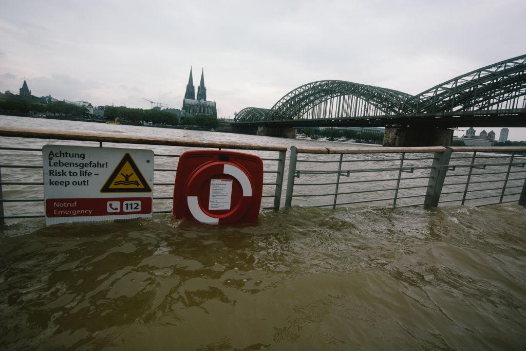Самые смертоносные наводнения в Европе за последние 50 лет