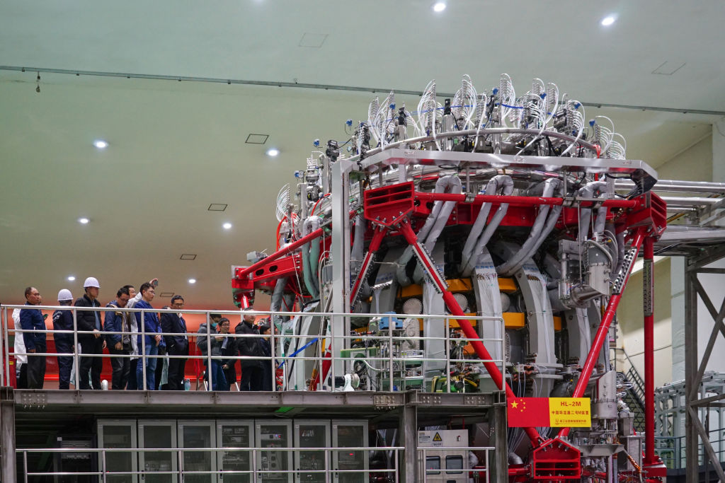 Открыты 10 неизвестных ранее фаз плазмы. Это еще один шаг к термоядерной энергетике
