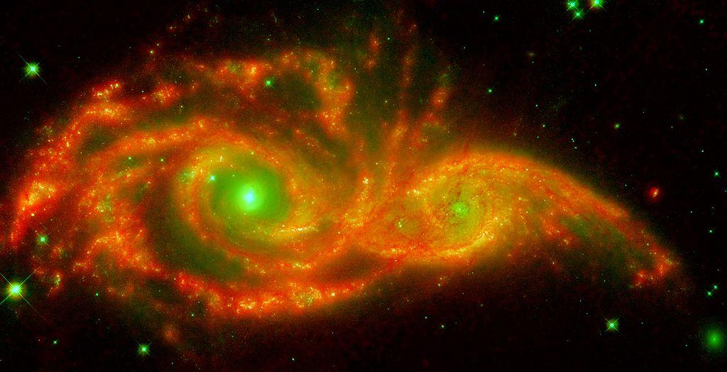 Вселенная похожа на гигантский пончик? Астрофизики думают, что да.Вокруг Света. Украина