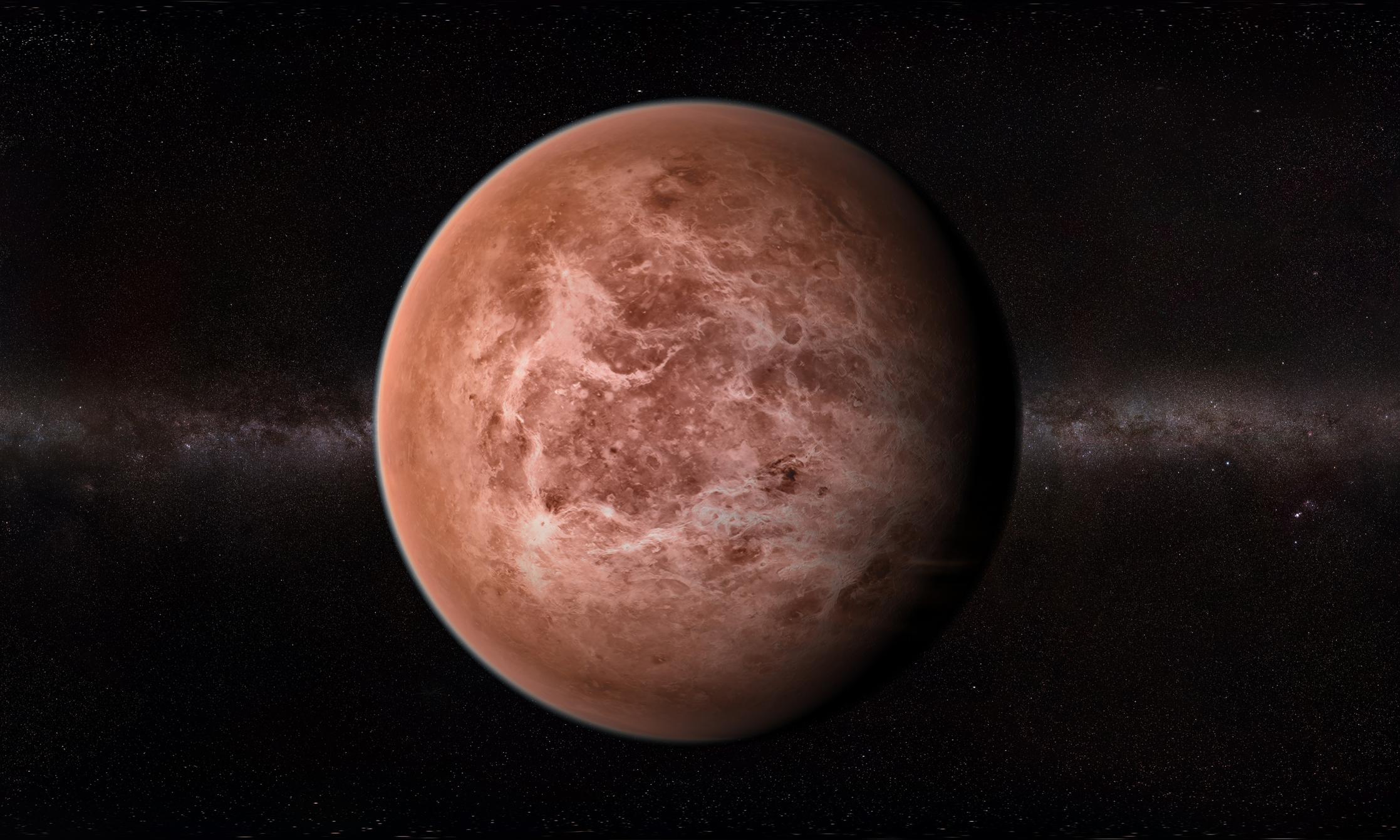 Планета Венера: что мы о ней знаем?.Вокруг Света. Украина