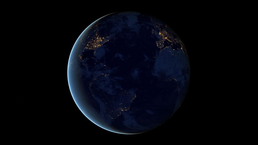 Наклон земной оси способствовал возникновению жизни - NASA