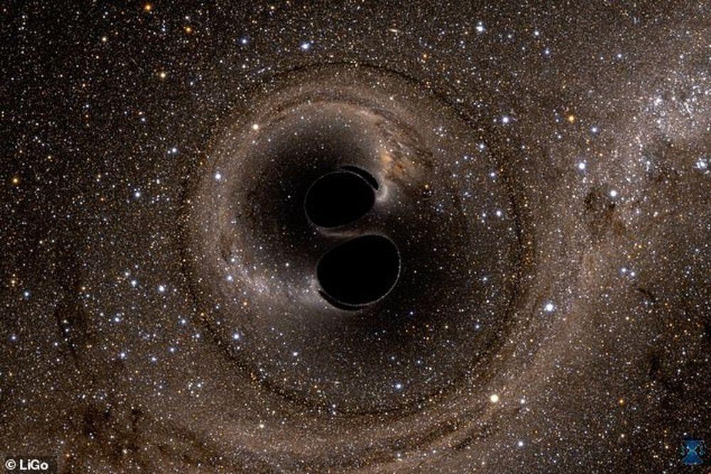 Теория Хокинга о горизонтах событий черных дыр получила подтверждение