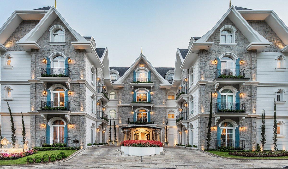 TripAdvisor назвал 25 лучших отелей мира.Вокруг Света. Украина