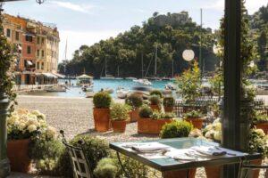 Топ-7 ресторанов Европы для лучшего летнего ужина на открытом воздухе