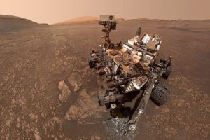 Марсоход NASA Curiosity обнаружил источник метана