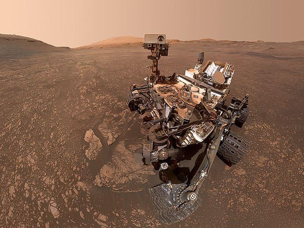 Марсоход NASA Curiosity обнаружил источник метана.Вокруг Света. Украина