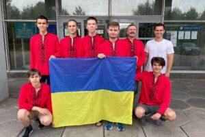Украинские школьники получили три золотые медали на Международной олимпиаде по математике