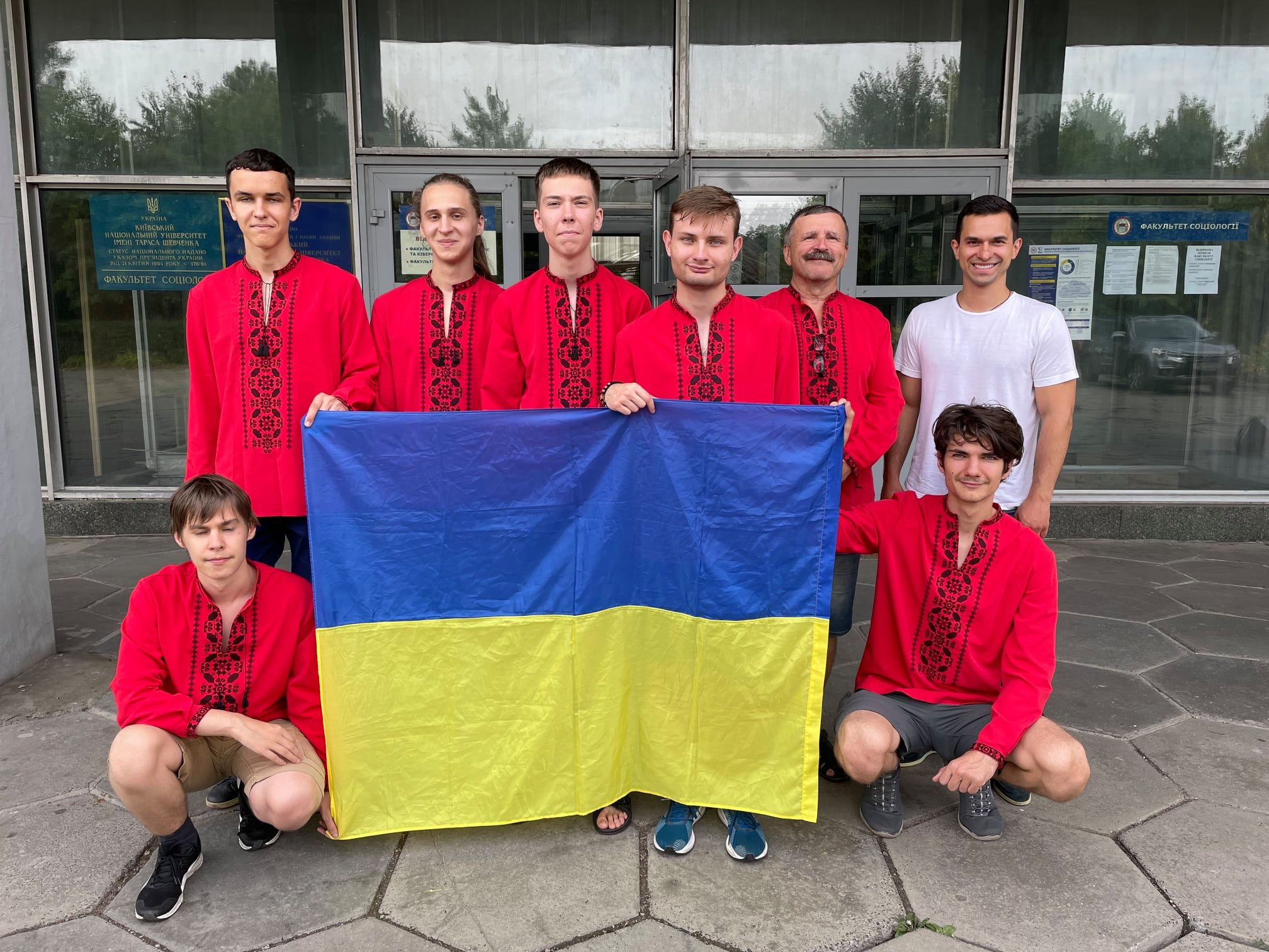 Украинские школьники получили три золотые медали на Международной олимпиаде по математике.Вокруг Света. Украина
