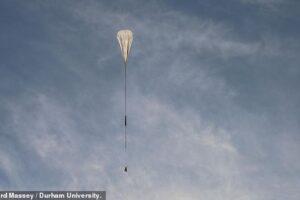 Телескоп на воздушном шаре частично заменит Хаббл