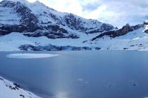 За 170 лет в швейцарских Альпах из-за таяния ледников появилось около тысячи новых озер